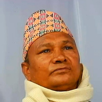 Close-up photograph of Badri Nath Bhattarai