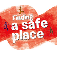 Finding a safe place image