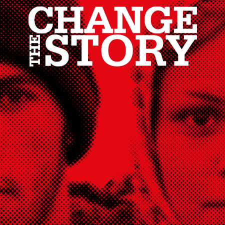 Change the story campaign logo