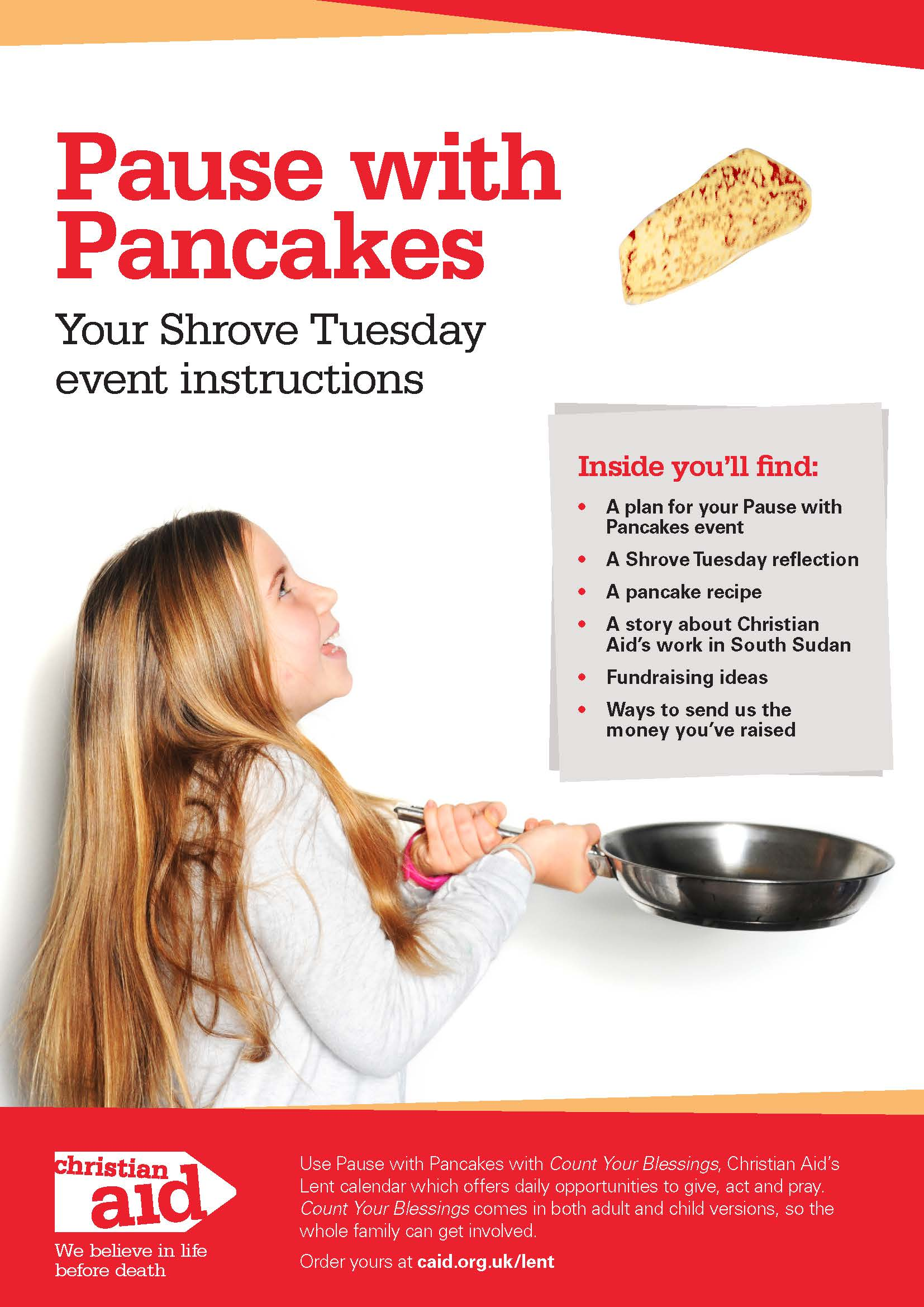 shrove tuesday pack image