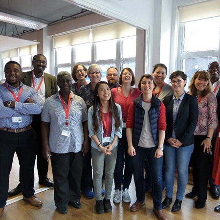 Christian Aid London Team