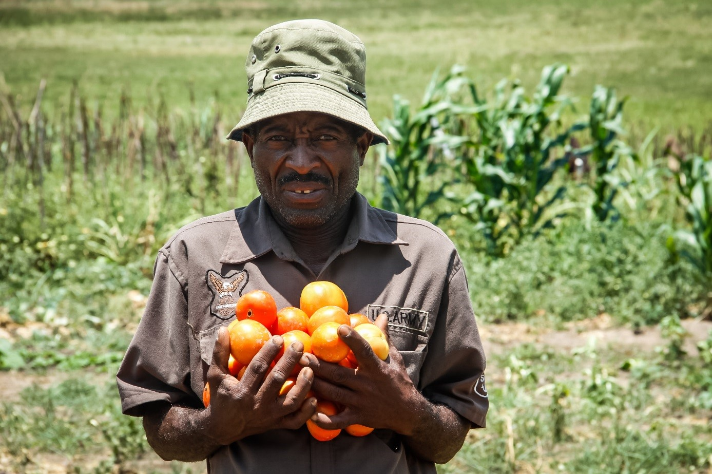 Christian Aid Scotland empowering farmers in Zambia  with Making Agriculture a Business
