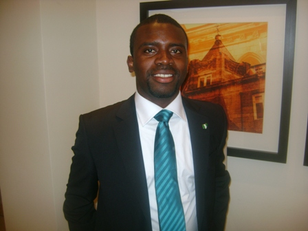 Olugbenga O. Ogunbode is a member of the Salt Business Network