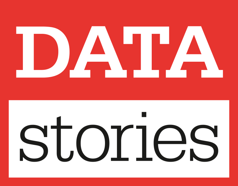 Data stories logo