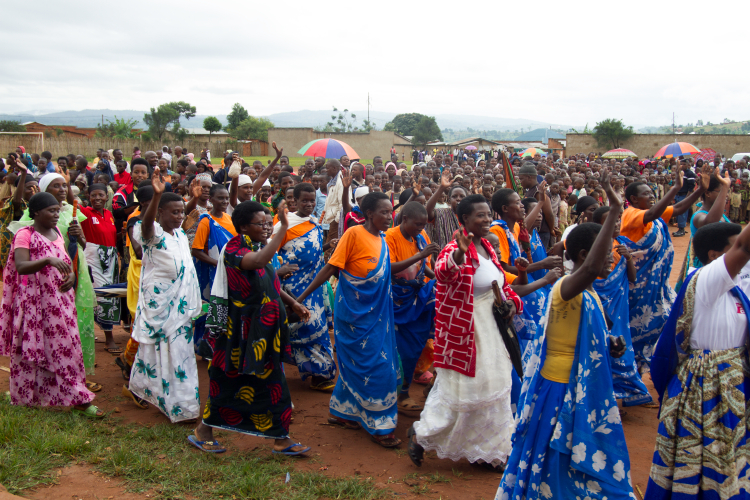 International Women's Day in Burundi