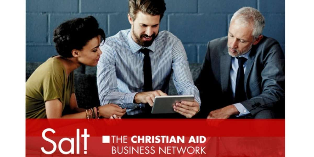 Christian Business Leaders imagine how faith and business can unite to end poverty.