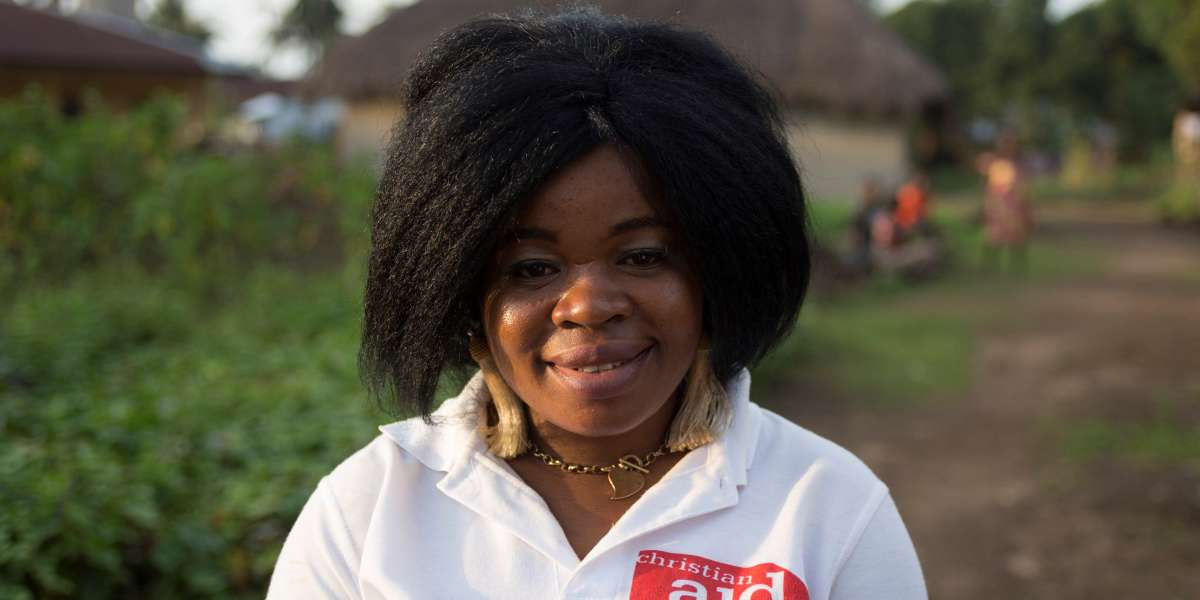 Joanna Tom Kargbo in Sierra Leone