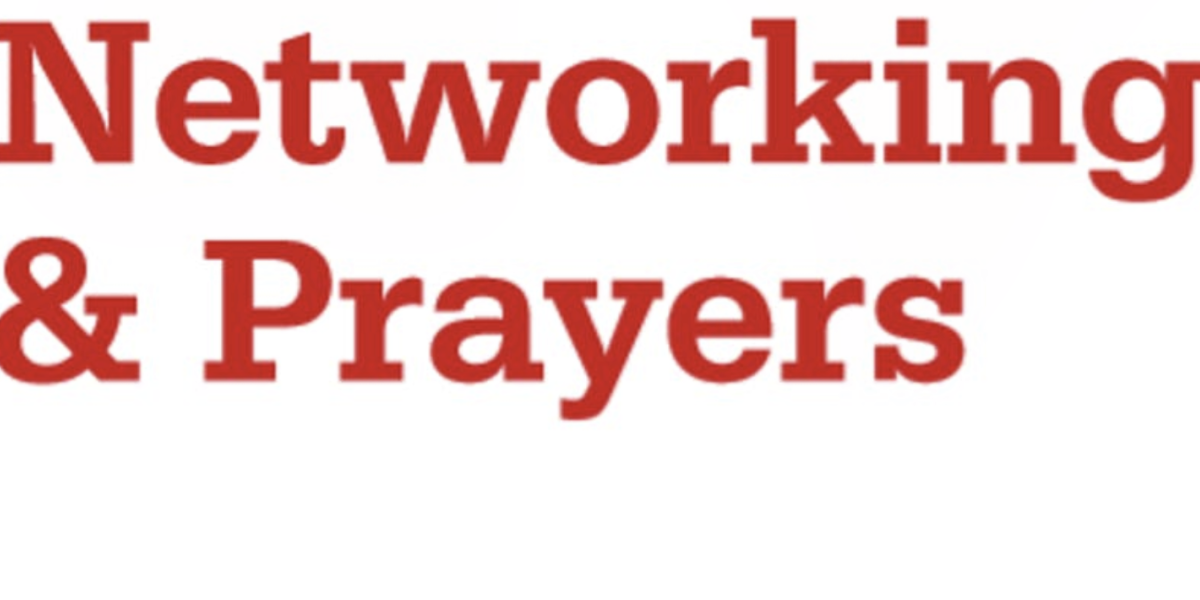 Networking and prayers event - the Salt Network