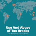 Use and Abuse of Tax Breaks report cover