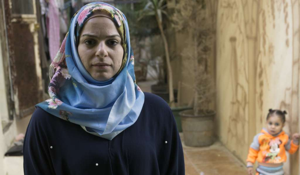 Diana, a peacemaker featured in our Christmas Appeal.
