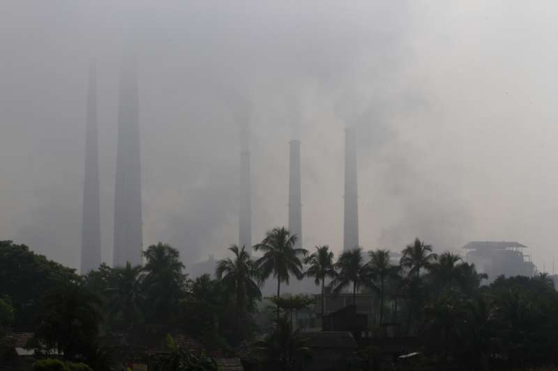 A Coal-fired power plant in Bengal