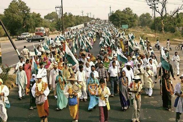 2012 march for Dalit rights