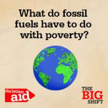 The Big Shift resources | Christian Aid