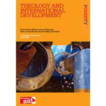 Theology and international development cover
