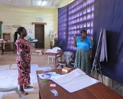 Sierra Leone: women in governance