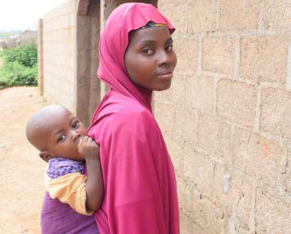 In some regions in Northern Nigeria, the incidence of girl-child marriage is as high as 87%