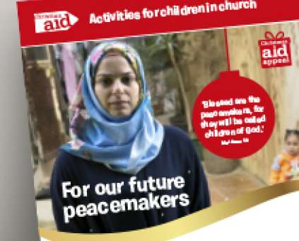 Christmas Appeal children in church resources thumbnail