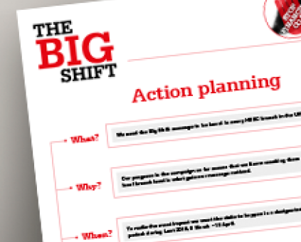 Big Shift action planning guide thumb