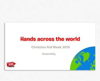 Christian Aid Week schools assembly thumbnail