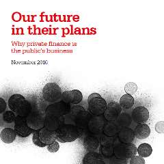 Our future in their plans  new climate change policy report