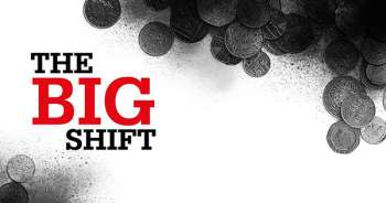 The Big Shift logo