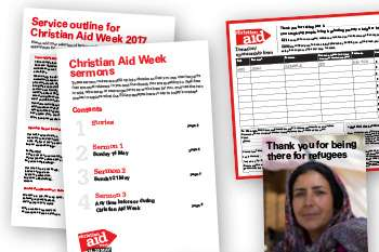 Selection of Christian Aid resources