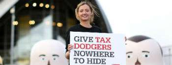 Give tax dodgers nowhere to hide