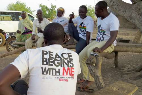 STAR-Ghana peace committee