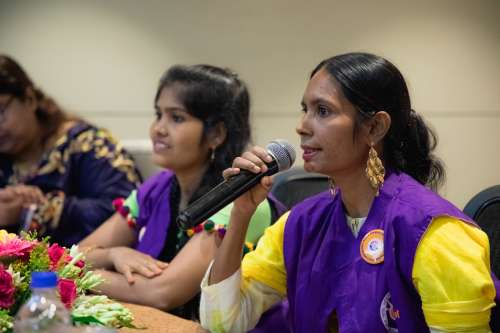 Shojag project in Bangladesh, ending gender-based violence in the garments industry, 2019