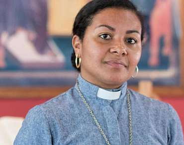 Deacon Elineide Ferreira de Oliveira, coordinator of the Casa Noeli dos Santos safe house, is on the frontline of the fight against gender-based violence in Brazil.