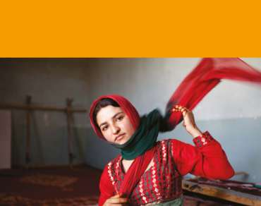 Introducing Christian Aid in Afghanistan front cover