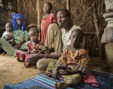 Ibrahim and family- Nigeria- Christian Aid