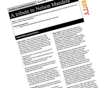 Nelson Mandela assembly thumbnail - English
