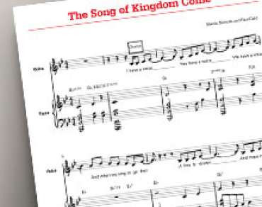 Song of Kingdom Come lyrics thumbnail
