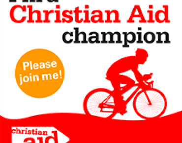 Cycling for Christian Aid