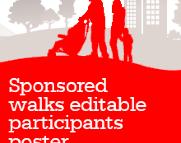 Sponsored Walks participant poster thumbnail