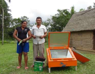 Solar ovens have transformed communities in the Bolivian Amazon.