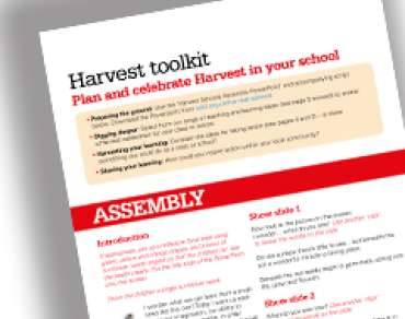 Harvest schools toolkit assembly thumbnail