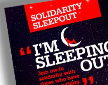 Solidarity Sleepout sharable graphic thumbnail