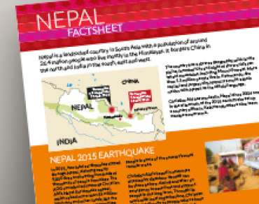 Neighbour to Nepal Assemblies of God factsheet thumbnail
