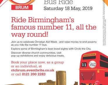 Circle the City Birmingham 2019 poster thumbnail