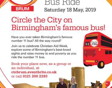 Circle the City Birmingham 2019 flyer thumbnail