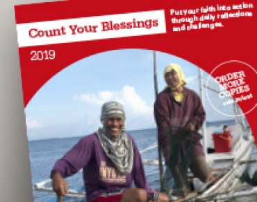 Count Your Blessings 2019 thumbnail Welsh