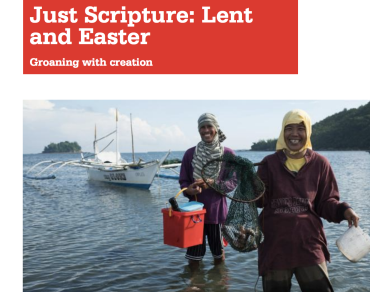 Just Scripture - Lent and Easter