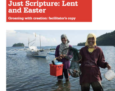 Just Scripture for facilitators: Lent and Easter 2019