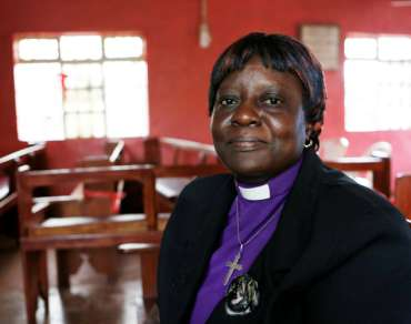 The Rev Christiana Sutton-Koroma
