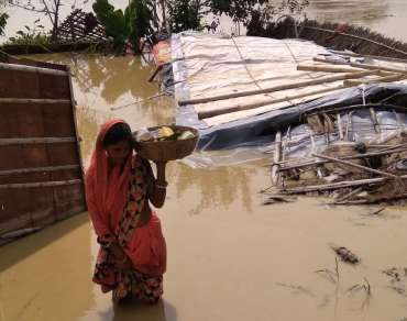 flood devastation in Asia
