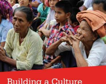 Building a Culture of Dialogue cover - English