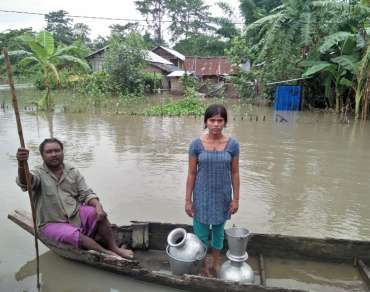 South Asia Floods 2019