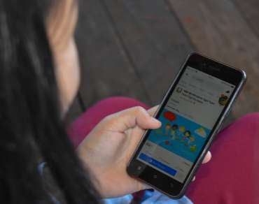 Facebook is being used to boost vaccination uptake in Myanmar